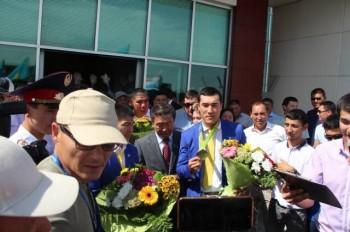 Акимат купит Олимпийскому призеру Ниязымбетову квартиру за 32 млн тенге