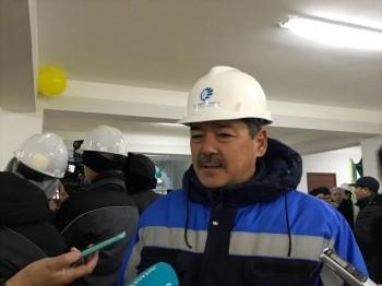 Для рабочих порта Курык построили общежитие