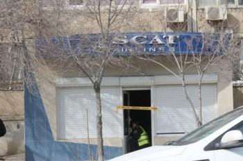 Уголовное дело возбудили по факту ограбления авиакассы в Актау