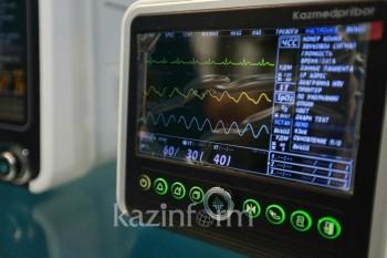 В Мангистау спасли жизнь пациенту с ожогом 55% тела
