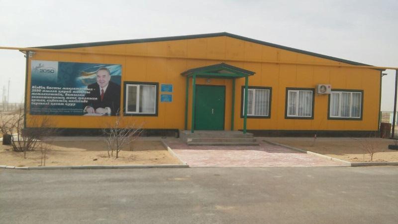 Осетровая ферма Мангыстау к осени поставит на рынок первую продукцию