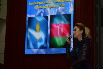 25-летие дипломатических отношений между Казахстаном и Азербайджаном отметили в Мангистау