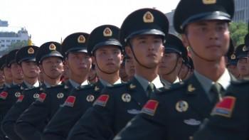В столице Китая проходит Парад в честь 70-летия Победы в войне против милитаристской Японии