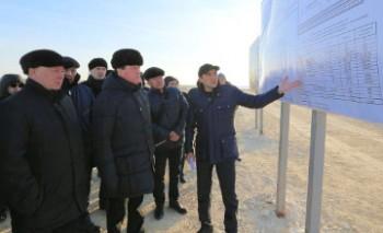 Паромный комплекс в порту Курык будет введен в эксплуатацию в декабре 2016 года