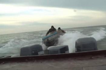 Пограничники применили оружие в Мангистауской области