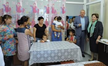 В Мангыстау открылись первые в Казахстане школы правильного питания (ФОТО)
