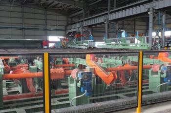 Завод по выпуску стальных бесшовных труб запустили в Актау