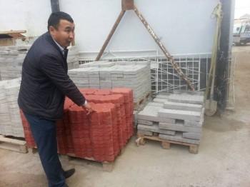 Предприниматель из Актау при поддержке госпрограммы возобновляет производство пенопласта (ФОТО)