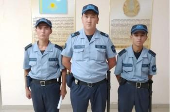 Ящик с пожертвованиями украл находящийся в розыске мужчина в Жанаозене