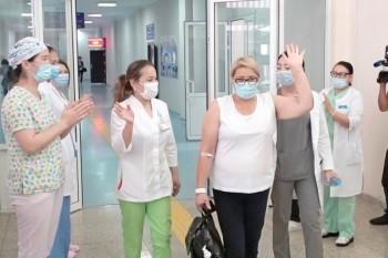 Последний пациент, переболевший вирусной пневмонией, выписан в Нур-Султане