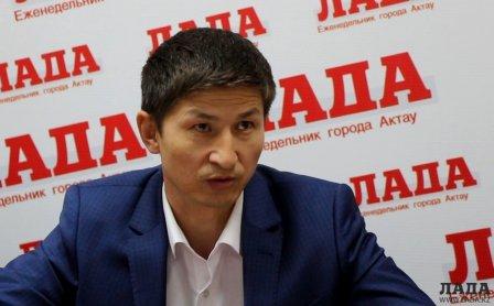 Депутат маслихата города Жанаозен Олжас Байкулов приговорен к административному аресту на 20 суток