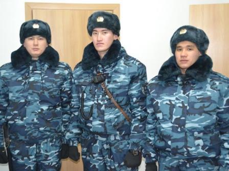 В Актау сержант Национальной гвардии РК спас девушку от насильника
