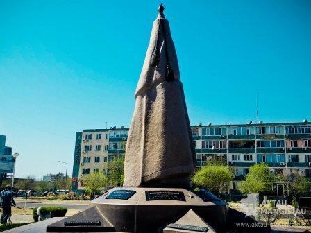 Памятник воинам ветеранам-афганцам