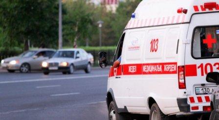 Две женщины и ребенок погибли в ДТП в Мангистауской области