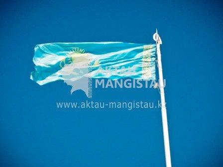 Аллея 12 мкр Флаг