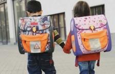 """Школьные рюкзаки после жалоб родителей подвергли """"контрольному взвешиванию"""""""