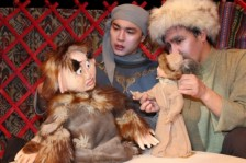 Лучшим в мире актером театра кукол признан артист из Актау