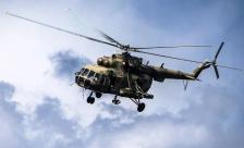 Российский вертолет был сбит в ходе поисков на месте падения Су-24
