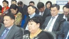 В Актобе чиновники заснули на заседании акимата