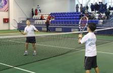 В Актау открылся первый крупный теннисный центр