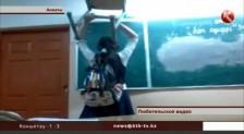 Садистский метод борьбы с опозданиями изобрела учительница в Алматы