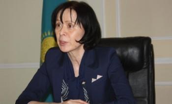 В.Мустапаева: Позиция РК в рейтинге конкурентоспособности - отражение реформ и общей работы