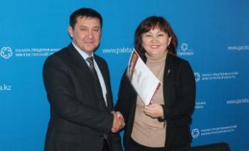 Морпорт Актау стал единственным призером республиканского конкурса «Парыз»
