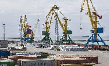 Северное расширение порта Актау идет по графику