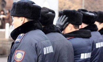Тысяча местных полицейских Мангыстау станут психологами