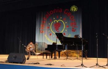 Музыкант из Актау победил на международном фестивале в Грузии