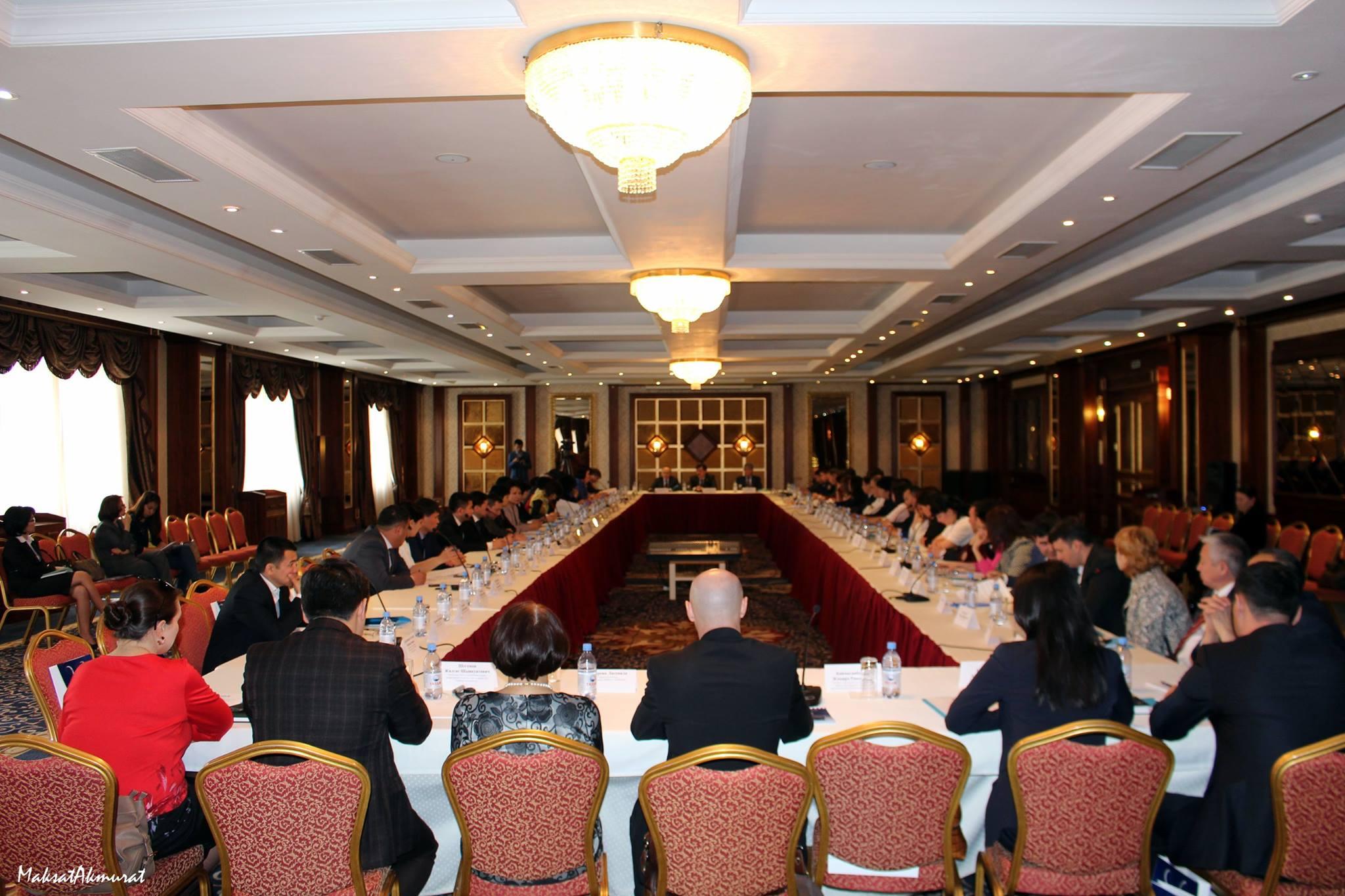 Верховный Суд проводит семинар в Актау