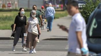 В Казахстане обновился рекорд по числу заражений коронавирусом