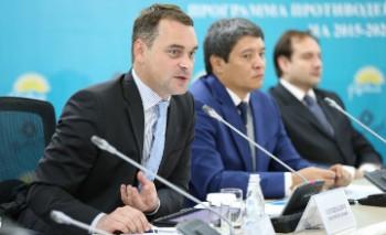 Реформы в Казахстане являются адекватным ответом на экономические проблемы - Д. Терешкевич