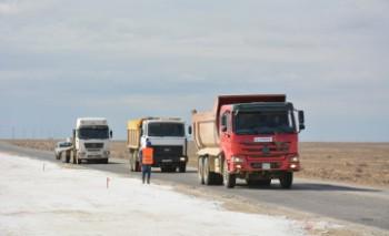 На строительство и ремонт автодорог в Мангыстауской области выделено 7,7 млрд тенге