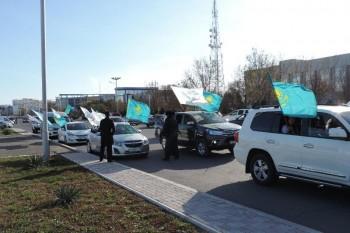 Молодежный караван «Рухани жаңғыру» завершился в Мангистау