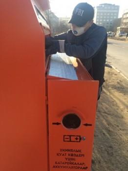 В Актау ощущается нехватка контейнеров для утилизации ртутьсодержащих приборов (ФОТО)