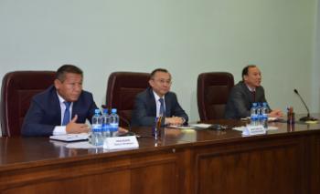 В Актау сменилось руководство крупнейшей нефтяной компании АО «ММГ»