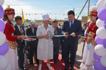 В Мангыстау открылись сельская врачебная амбулатория и дом культуры (ФОТО)