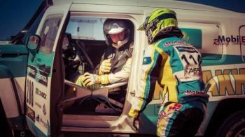 Канат Шагиров выиграл ралли Africa Eco Race-2016
