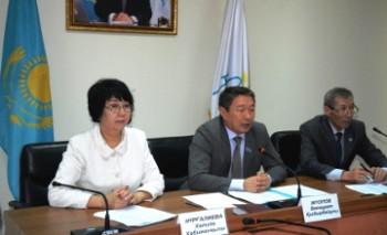 В Мангыстау открылся областной предвыборный штаб партии «Нур Отан»