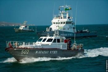 Солдат утонул на Каспии, упав с военного корабля