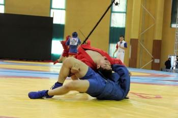 На чемпионате Азии мангыстауские самбисты завоевали 3 «золота» (ФОТО)