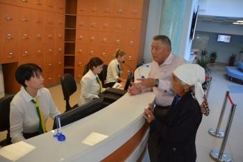 В Мангыстауской области открылась новая многопрофильная клиника (ФОТО)