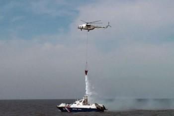 Спасатели четырех стран отработают взаимодействие в акватории Каспия