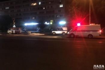 В Актау произошла стрельба, перекрыты улицы - СМИ