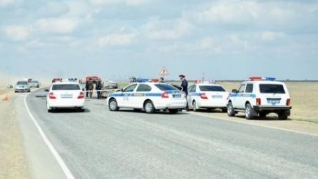 Шестеро мужчин погибли в аварии на трассе Атырау — Актау