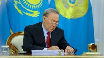 Новый Таможенный кодекс подписал Назарбаев