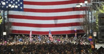Трамп победил на президентских выборах в США
