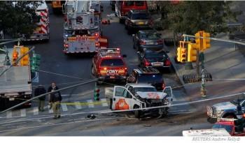 Теракт в Нью-Йорке совершил уроженец Узбекистана - СМИ