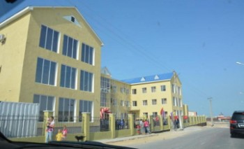 В Тупкараганском районе Мангыстау открыли 3 соцобъекта (ФОТО)